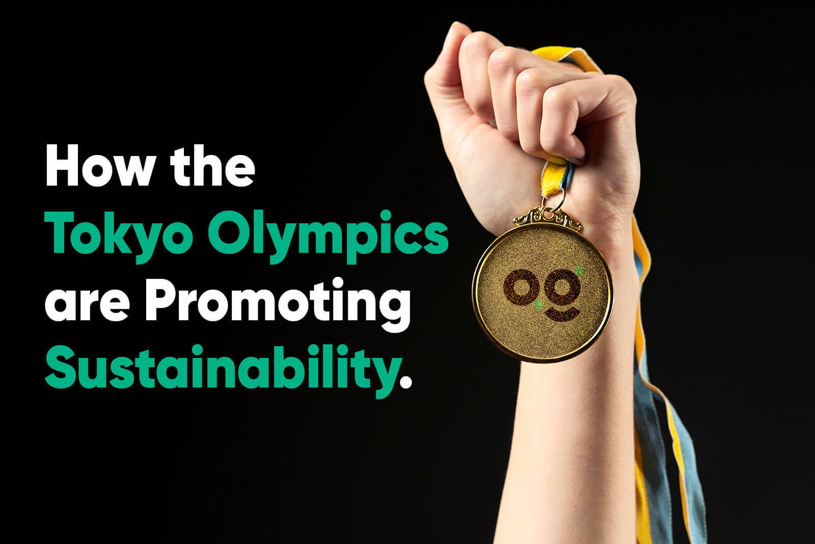 How Tokyo Olympics are promoting sustainability